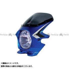 ブラスター2 CB1300スーパーフォア(CB1300SF) ビキニカウル CB1300SF キャンディフェニックスブルー(ストライプ) エアロ BLUSTER2
