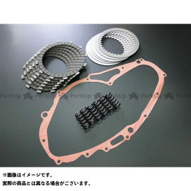 BRC GS400 GS400E GS400L GS400 強化クラッチキット(19点セット)鉄板付き