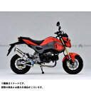 OVER RACING PROJECTS TT-Formula RS フルチタン マフラー GROM