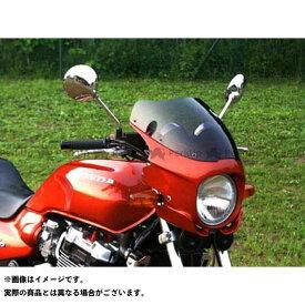 ガルクラフト CB1300スーパーフォア(CB1300SF) ブレットビキニ タイプS(スモーク) キャンディーフェニックスブルー PB-284C GULL CRAFT