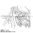 HEPCO&BECKER エンジンガード(クローム) GN125