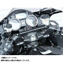 キジマ ニンジャZX-14R ZZR1400 ハンドルマウントステー(ブラック) KIJIMA