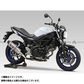 【無料雑誌付き】ヨシムラ SV650 Slip-On R-77J サイクロン EXPORT SPEC 政府認証 サイレンサー:STS(チタンカバー/ステンレスエンドタイプ) YOSHIMURA