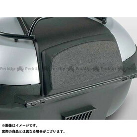 【無料雑誌付き】ヘプコ&ベッカー 汎用 トップケース ジャーニー Journey TC52用バックレスト(ブラック) HEPCO&BECKER