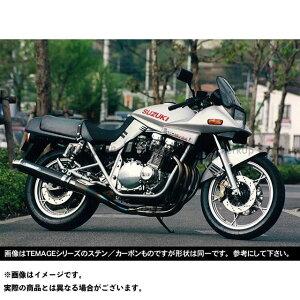 ストライカー GSF750 GSX1000Sカタナ SUPER STRIKER TITAN チタンフルエキゾースト チタンミラーフィニッシュ  STRIKER