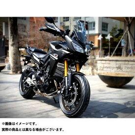 ディーゼル トレーサー900・MT-09トレーサー 3D ラジエターコアガード DZELL