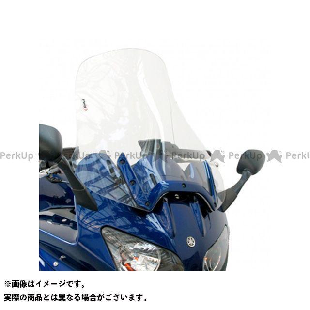 送料無料 プーチ FJR1300AS/A スクリーン関連パーツ ツーリングスクリーン クリア