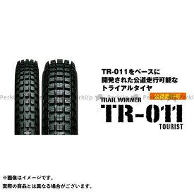 【無料雑誌付き】【特価品】アイアールシー 汎用 TRIAL WINNER TR-011 TOURIST 4.00-18 64P TL リア IRC