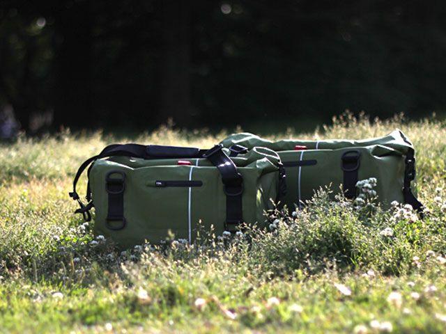 送料無料 TTPL ティーティーピーエル ツーリング用バッグ touring25 マットグリーン