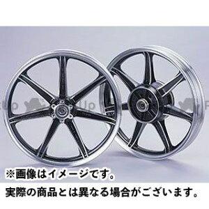 【エントリーで最大P19倍】ワイズギア SR400 キャストホイールセット(切削ブラック) Y'S GEAR
