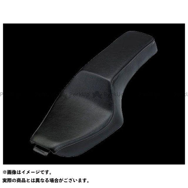 送料無料 ビルトウェル スポーツスターファミリー汎用 シート関連パーツ マングースシート ブラック スムーズ 04y-XL