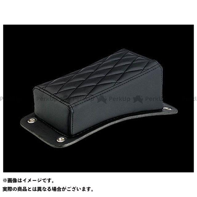 送料無料 ビルトウェル ハーレー汎用 シート関連パーツ ハルロットパッド(ブラック) ダイヤモンド