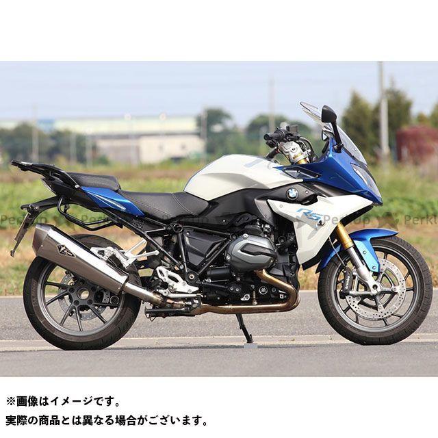 【送料無料】R's GEAR ワイバンリアルスペック スリップオン(チタン) R1200R R1200RS
