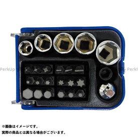 【無料雑誌付き】シグネット 28275 1/4インチヘックスビット&1/4DRソケットセット(25PC) メーカー在庫あり SIGNET