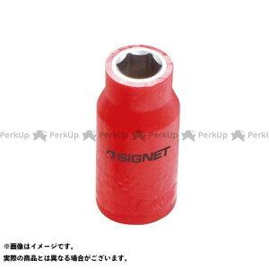 【雑誌付き】シグネット E41412 1/2DR 絶縁ソケット 6角 12MM メーカー在庫あり SIGNET