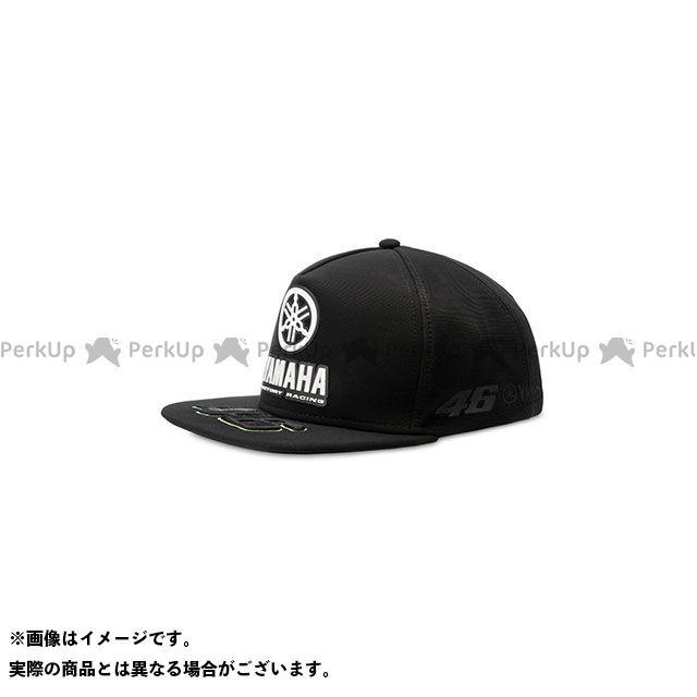 送料無料 VR46 ブイアール46 ヘッドギア YAMAHA BLACK EDITION CAP
