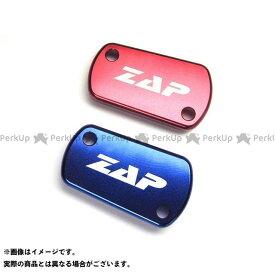 ザップテクニクス スズキ汎用 ZAP TECHNIXブレーキ/クラッチリザーバーカバー RMZ Fブレーキ BLUE
