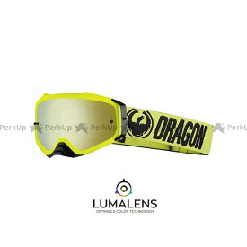 DRAGON ドラゴン MXV PLUSゴーグル(ハイビズ)