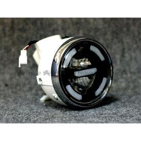 ケップスピード ダックス ダックス用 スマートLEDヘッドライト(ホワイト)