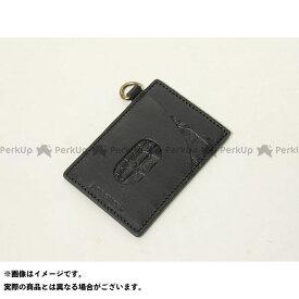 メーカー在庫あり DEGNER デグナー 【特価品】 C-4 レザーパスケース(クロコエンボスブラック)