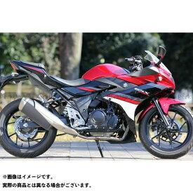 【無料雑誌付き】SP忠男 GSX250R Vストローム250 POWER BOX PIPE SP TADAO