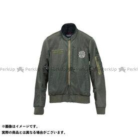 ラフ&ロード ラフアンドロード RR7334 MA-1R メッシュジャケット(オリーブ) WL