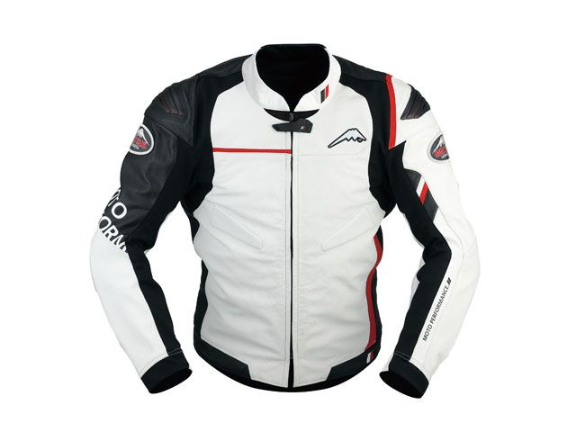 KUSHITANI クシタニ ジャケット 2018春夏モデル K-0687 マーベリックジャケット 限定生産(ホワイト) LL