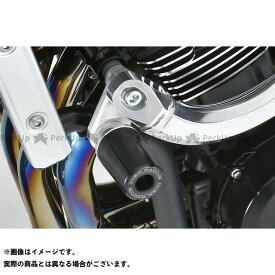オーバーレーシング Z900RS エンジンスライダー(ブラック) OVER RACING