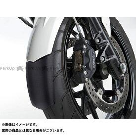 BODY STYLE グラディウス650 フロントフェンダ—エクステンション SUZUKI Gladius 650 2009-2016 マットブラック