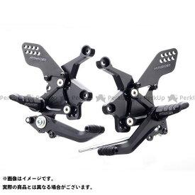 ストライカー Z900RS スポーツツーリングコンセプト ステップキット(ブラック) STRIKER