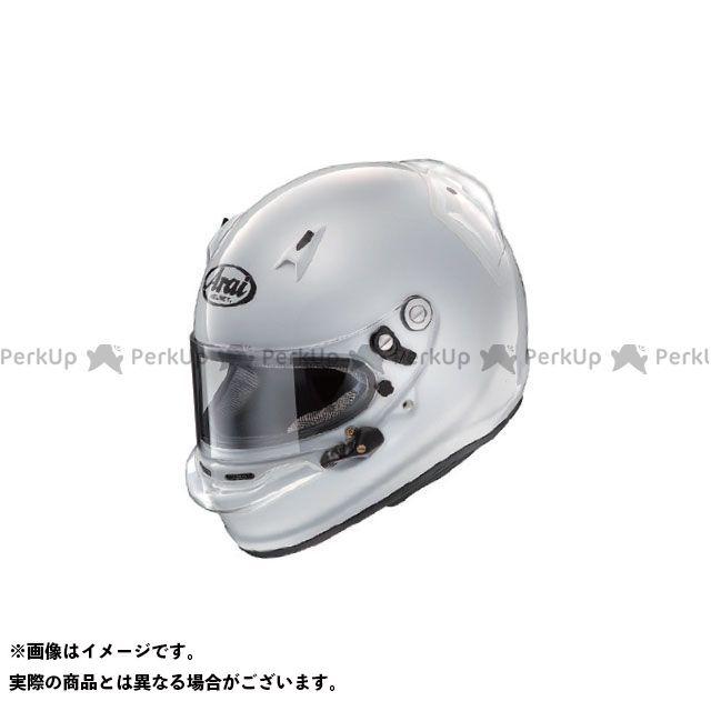 送料無料 アライ ヘルメット Arai 四輪・カート用ヘルメット SK-6 PED カート競技専用モデル(ホワイト) 57-58cm