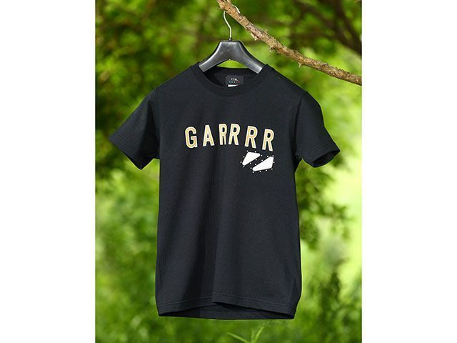 バイクブロス BikeBros カジュアルウェア 【泥具屋】 GARRRR × TTPL コラボTシャツ シーズン2(ブラック) L