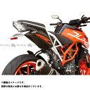 モトクレイジー 125デューク 250デューク 390デューク ステンレス製フェンダーレスキット KTM 125/250/390 DUKE(Y17-)