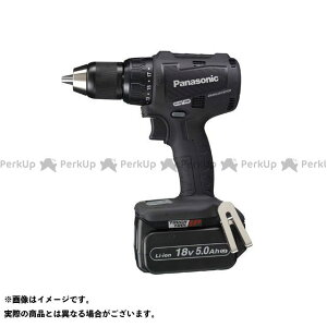 【無料雑誌付き】Panasonic EZ79A2LJ2G-B 18V充電振動ドリル&ドライバー(黒) Panasonic
