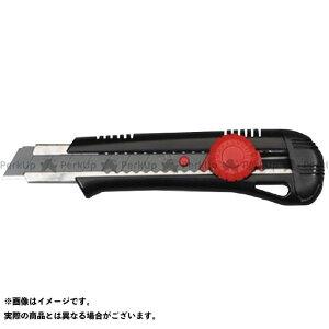 【無料雑誌付き】ムラテックKDS L-19B カッターナイフ ブラックネジロックL 鋭黒刃付 KDS