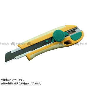 【無料雑誌付き】ムラテックKDS L-23T カッターナイフ ゴムネジL(蓄光) KDS