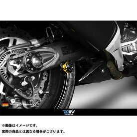 【無料雑誌付き】ディモーティブ トライアンフ汎用 ヤマハ汎用 スタンドフック 3D M6 カラー:レッド Dimotiv