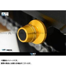 【無料雑誌付き】ディモーティブ トライアンフ汎用 ヤマハ汎用 スタンドフック BS M6 カラー:チタン Dimotiv