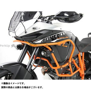 【無料雑誌付き】ヘプコ&ベッカー 1090アドベンチャーR 1190アドベンチャーR タンクガード(ブラック) HEPCO&BECKER