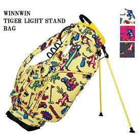 WINWIN LIGHT WEIGHT STAND BAG 9.0型【キャディバッグ】軽量 スタンドバッグ ウィンウィン キャディバック CB-959 CB-957 CB-958 CB-956 スタンドバッグ 軽い【ネームプレート刻印無料】送料無料
