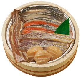 京粕漬 魚久 京粕漬(5種/8点)銀鱈・さけ・真鯛(酒粕白味噌漬)各2きれ・いか1ぱい・ほたて貝3粒