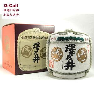 澤乃井 豆樽1.8L ギフト/贈り物/プレゼント/お取り寄せ/日本酒