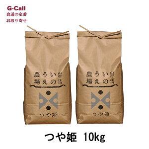井上農場の特別栽培米 山形県産 つや姫 10kg 5kg×2袋 お取り寄せ/お米/精米/ごはん/白米/産地直送