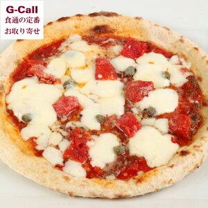 石窯ピザ マリナーラ 南風堂 ドライトマト アンチョビ ケッパー 冷凍ピザ pizza 国産小麦 有機天然酵母