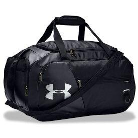 アンダーアーマー ボストンバッグ ブラック アンディナイアブル4.0 スモールダッフルバッグ UA Undeniable Small ゴルフバッグ Under Armour GOLF BAG BLACK 鞄【USモデル】【新品】【即納】【あす楽対応】