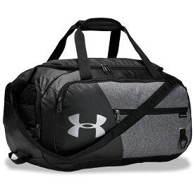 アンダーアーマー ボストンバッグ グレー アンディナイアブル4.0 スモールダッフルバッグ UA Undeniable Small ゴルフバッグ Under Armour GOLF BAG 鞄【USモデル】【新品】【即納】【あす楽対応】 【ラッキーシール対応】