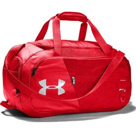 アンダーアーマー ボストンバッグ レッド アンディナイアブル4.0 スモールダッフルバッグ UA Undeniable Small ゴルフバッグ Under Armour GOLF BAG RED 鞄【USモデル】【新品】【即納】【あす楽対応】