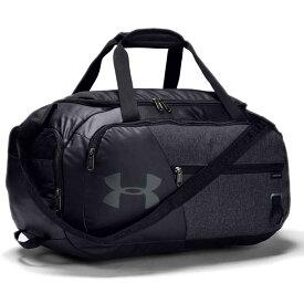 【USモデル】アンダーアーマー ボストンバッグ ブラックブラック アンディナイアブル4.0 スモールダッフルバッグ UA Undeniable ゴルフバッグ Under Armour GOLF BAG 鞄【新品】【即納】【あす楽対応】