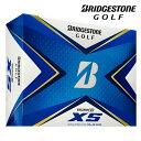 【USモデル】ブリヂストン TOUR B XS ゴルフボール 2020 ホワイト 1ダース12球入り BRIDGESTONE GOLF【新品】【即納】【あす楽対応】