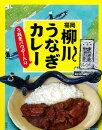 うなぎパウダー入り【福岡柳川うなぎカレー】レトルトカレー/ご当地カレー